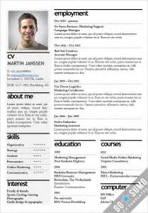 Photography Cv Template by Cv Template Cv Master