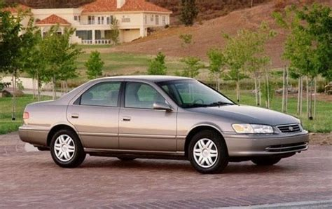 Toyota Camry Maintenance Maintenance Schedule For 2001 Toyota Camry Openbay