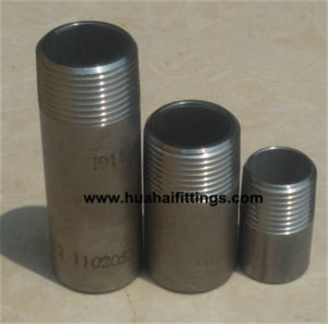 Nepel Nepple Stainless Steel 304 Dia 1 china sch40 stainless steel 316 304 welded asme sa 35 china stainless steel one side