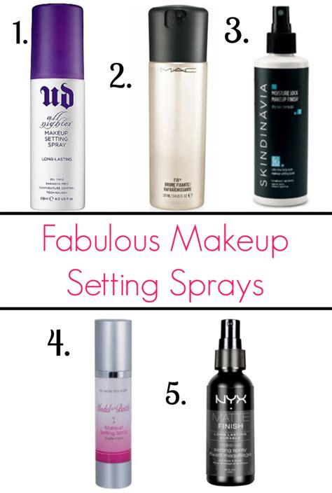 Makeup Setting Spray Nyx avoid makeup meltdown with these makeup setting sprays mythirtyspot