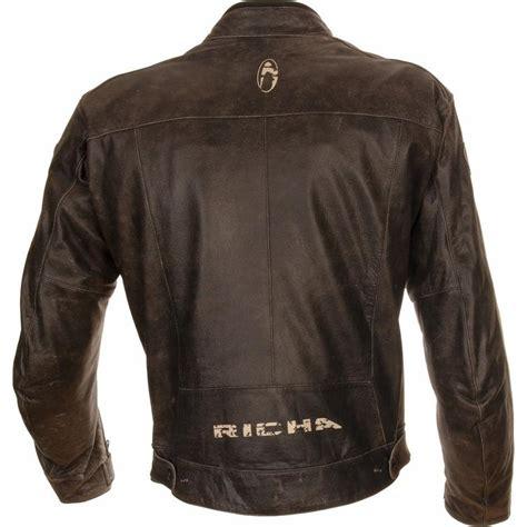 leather motorcycle racing jacket richa retro racing leather motorcycle jacket jackets