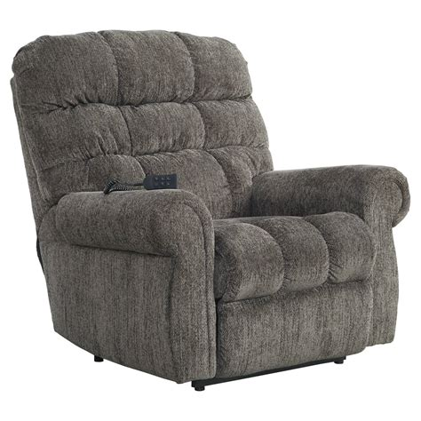 ernestine power lift recliner ashley furniture ebay