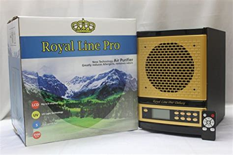 royal  pro deluxe fresh air purifier exclusive