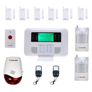 want a cheap wireless cellular alarm system see pisector