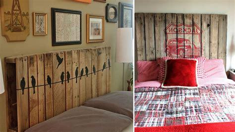 faire une tete de lit avec une planche en bois lit avec des palettes fabulous voici ma cration un lit
