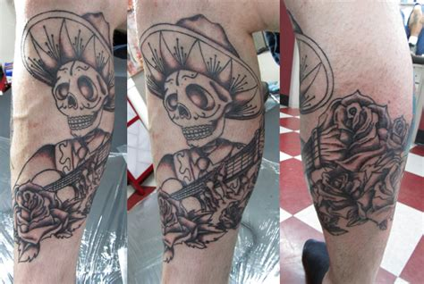 mariachi tattoo 1000 images about leftarmtattoo on