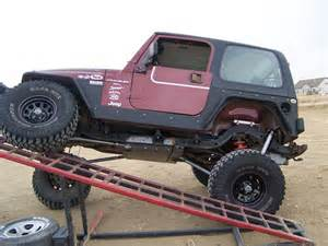 Jeep Tj Arm Upgrade Tnt Customs Rock Tek Arm Upgrade Kit Tj Tlau