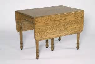Rectangular Drop Leaf Kitchen Table Amish Rectangular Small Drop Leaf Table