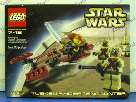 Kaos Classic Lightsaber Wars lego 7113 tusken encounter classic wars set new image number 1