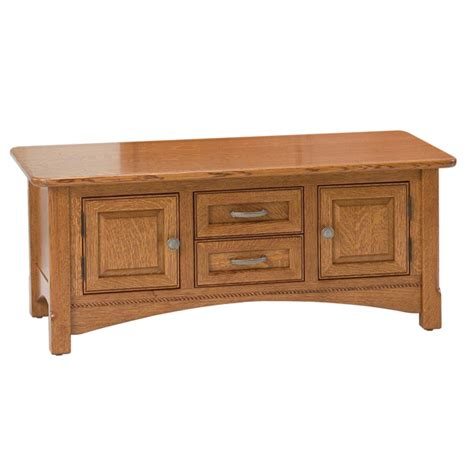 winchester cabinet coffee table amish coffee tables