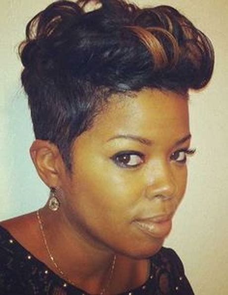 haircuts and more too short hair styles black women