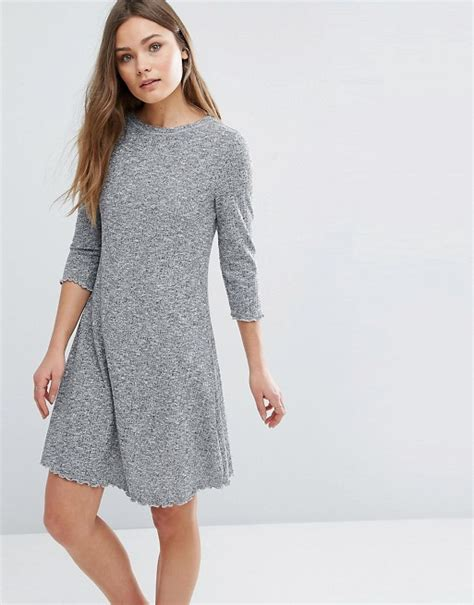 swing dresses new look new look new look knitted swing dress