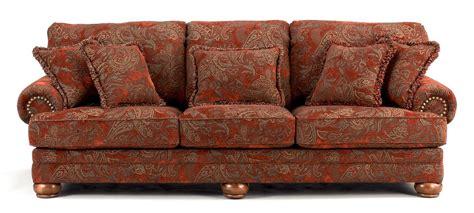 paisley settee paisley sofa rocky mountain leather paisley sofa the dump