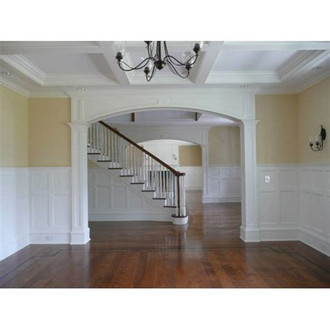 Wainscoting Cost Per Linear Foot Jambs Wainscoting