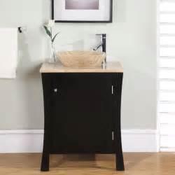 Modern Bathroom Vanities For Vessel Sinks » Home Design 2017
