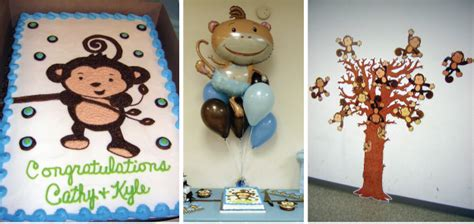 Monkey Themed Baby Shower Ideas For A Boy by Boy Baby Shower Ideas Monkey Boy Big Dot Of Happiness