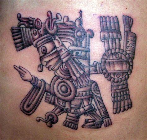 aztec tattoos images aztec images designs