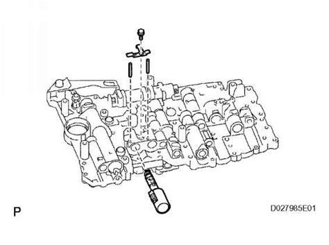 book repair manual 2005 toyota tundra electronic valve timing remove shift solenoid valve toyota sequoia 2006 repair