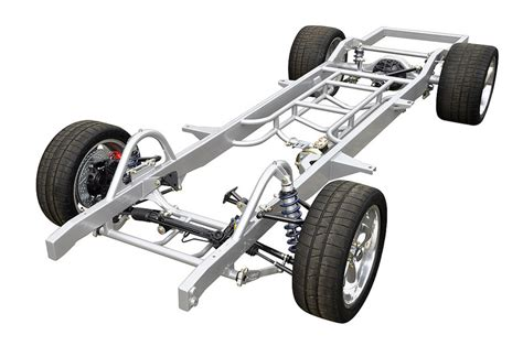 Car Chassis Types by 1955 1959 Series 2 Gmc Chevy Truck Chassis