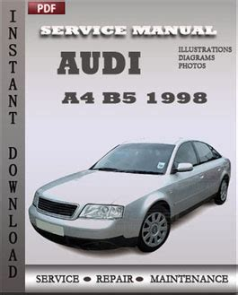 Audi A4 B5 Steuerger T Reset by Audi A4 Service Manual Pdf Autos Post