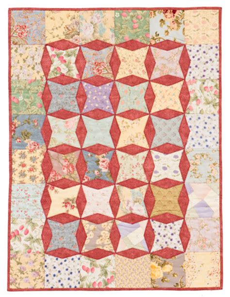 Martingale Quilt Patterns by The Easiest Quilt Pattern Stitch This The Martingale
