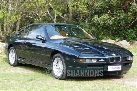 bmw 840 ci sold bmw 840 ci coupe auctions lot 25 shannons