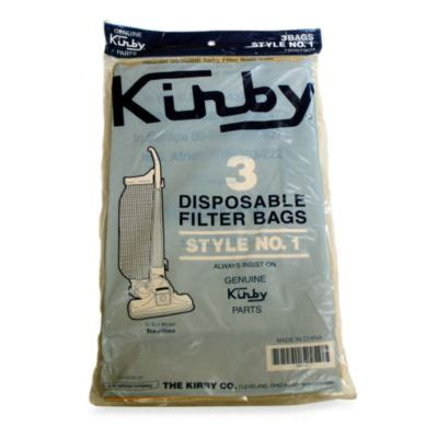 bed bath and beyond kirby buy kirby 174 3 pack vacuum cleaner bags for g4 and g5