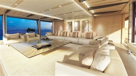 interior design zen concept zen yacht concept eliminates wasted space megayacht news