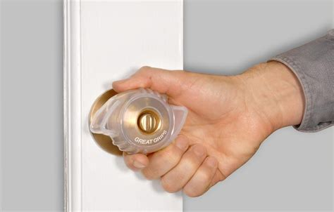 ez door knob grips household guardians