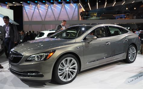 2017 buick lacrosse everything you wanted to