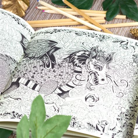 inky christmas an enchanting enchanted forest an inky quest colouring book buy from prezzybox com
