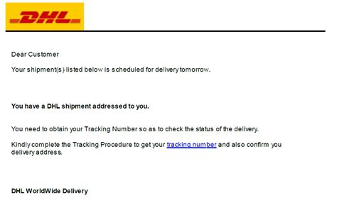 authorization letter format of dhl dynamoo s dhl
