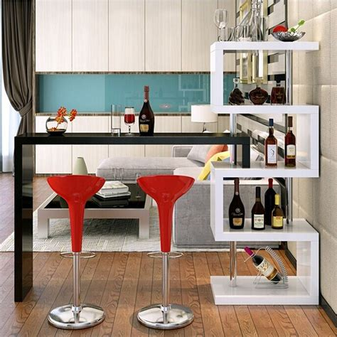 Living Room Bar Sets Bar Tables Household Living Room Cabinet Partition Wall Rotary Cooler Small Corner Bar Sets In