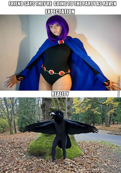 Raven Meme - bored raven take two by greywolfhound meme center