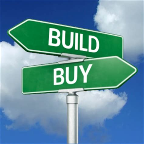the cost of building a house vs buying the data center quot buy vs build quot dilema is dead