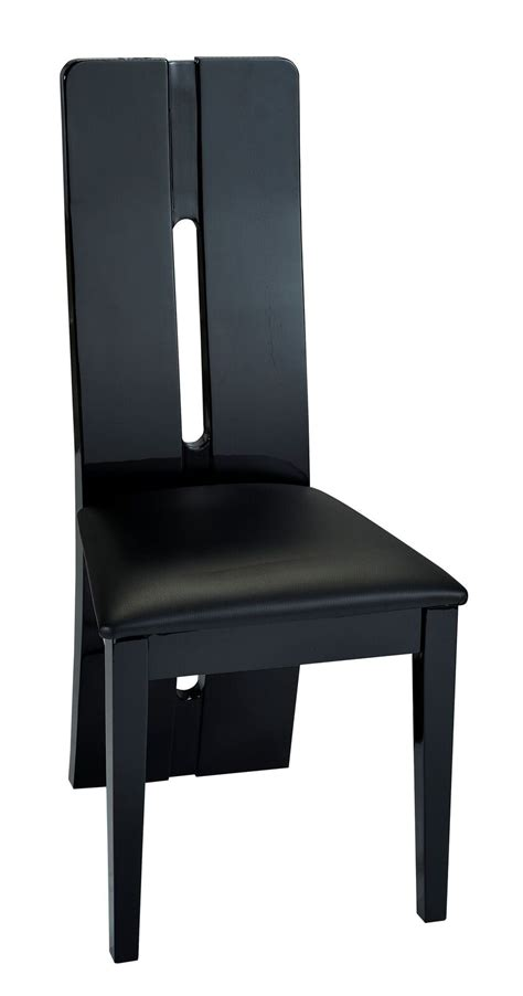 Black Gloss Dining Chairs Floyd Faux Leather And Black Gloss Dining Chairs Dining Chairs Fads