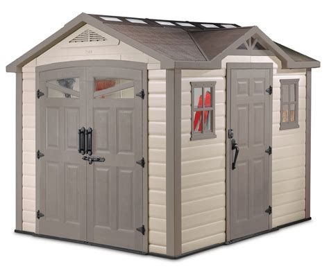 don t buy a plastic garden shed until you read this