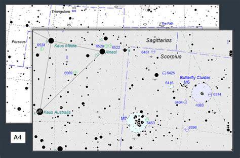 printable star atlas printable deep sky atlases deep sky watch