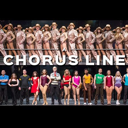 I Finally Saw A Chorus Line by You Get To See A Chorus Line Erie Reader