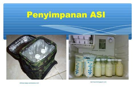 Freezer Penyimpanan Asi asi makanan terbaik untuk bayi oleh dr