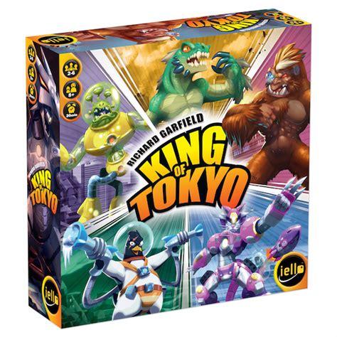 King Of New York Board Original Bnib king of tokyo iello