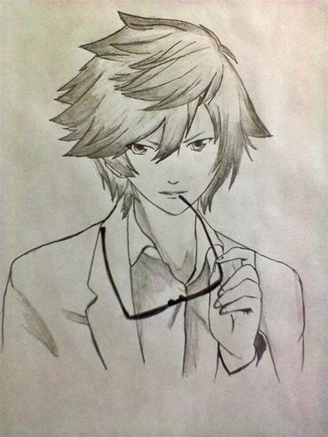 anime drawings boy sketches in pencil anime anime boy sketches in pencil