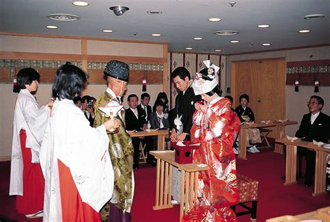 Wedding Ceremony In Japan japanese wedding ceremony wedding inspiration trends