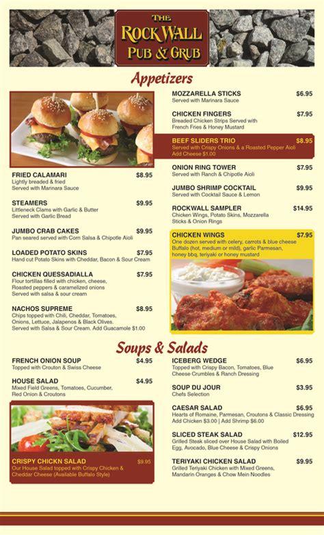 dine in menu samples www takeoutprinting com