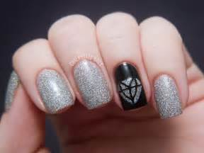 Interesting silver nail designs to copy now fashionsy com