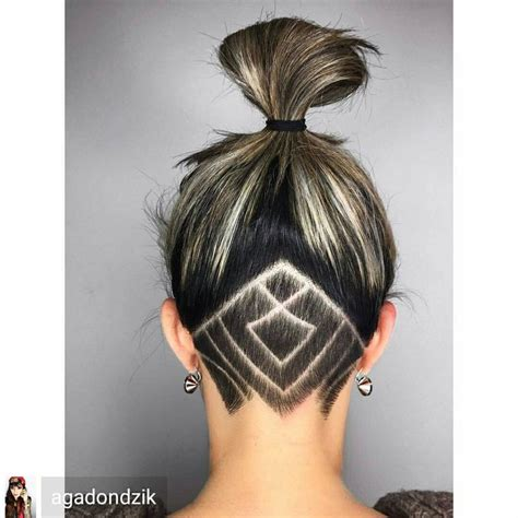 undercut pattern hair 220 ber 1 000 ideen zu undercut designs auf pinterest