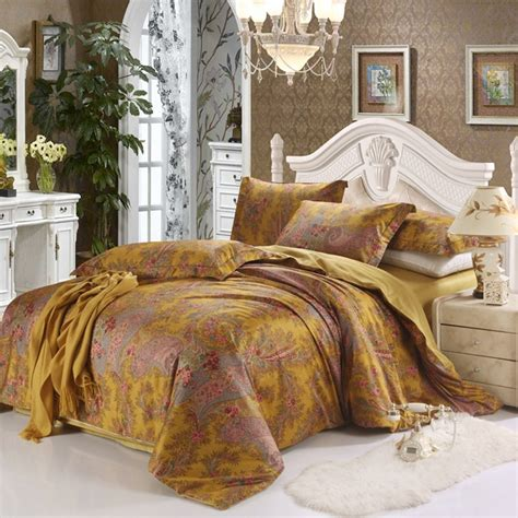 grey and gold bedding gold pink and grey western paisley and bohemian floral