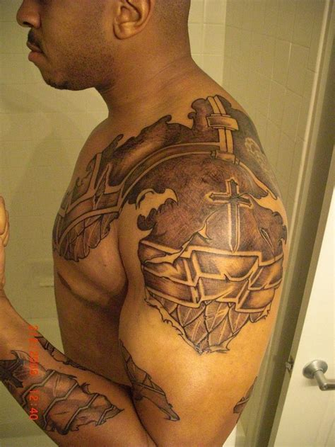 tattoos of god best 20 armor of god ideas on