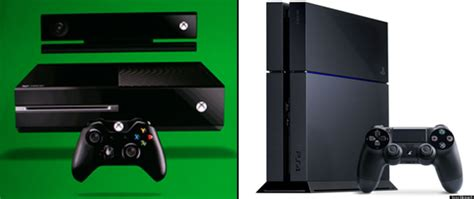 xbox one vs playstation 4 how sony is already winning the console war huffpost