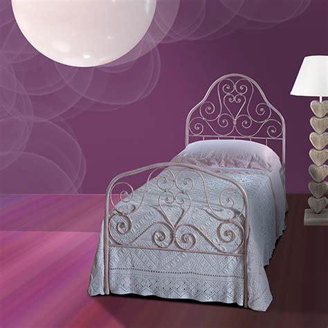 letto singolo in ferro letto singolo in ferro battuto calla